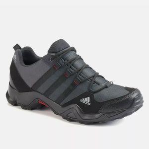Adidas AX2 Traxion hiking shoe black EUC Mens 10